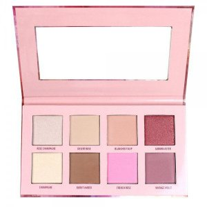 Paleta de Contorno Blush e Iluminador Ruby Rose  Cheekflush HB 7507