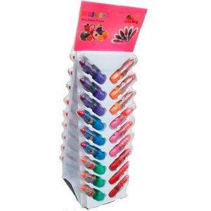 Batom de Frutas Infantil em Torre Bella Femme ( 36 Unidades )