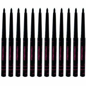 Lápis Retrátil delineador de Olhos Bella Femme BF1004 ( 12 unidades )