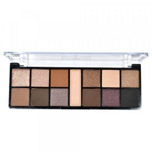 Paleta De Sombra Nude Ruby Rose Pocket Warm Look HB 9950