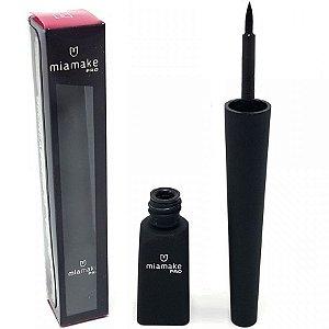 Delineador Líquido para Olhos Carbon Black Mia Make