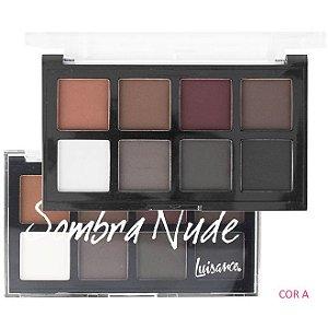 Paleta de Sombras Matte Nude Luisance L6016 A