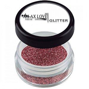 Sombra Glitter Max Love Cor 21 Rosa