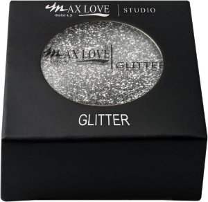 Sombra Gliter Max Love Cor 16 Prata