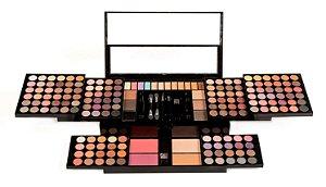 Kit de Maquiagem Completo Paradise Luisance L968 ( 190 itens )