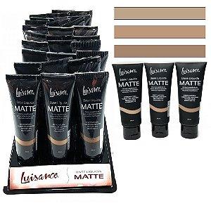 Base Matte Luisance Cores Claras L5001A ( 24 Unidades )