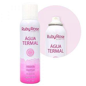 Água Termal Ruby Rose com fragrancia de Coco  HB305