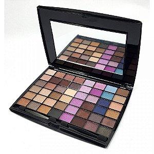 Paleta de Luxo 48 Sombras Matte e Cintilantes L014-A