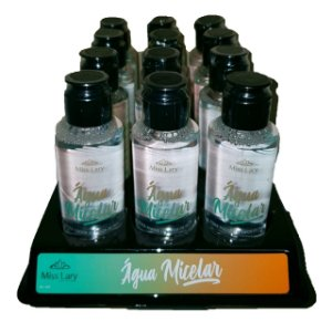 Água Micelar Miss Lary 5 em 1 (12 Unidades )
