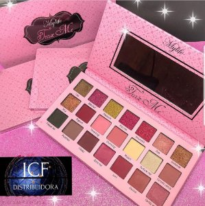 Paleta de 21 Sombras Tease Me Mylife  MY1812