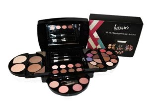 Kit de Maquiagem Completo Crazy in Love Luisance L020