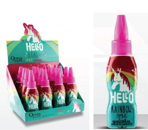 Serum Iluminador Rainbow Unicorn Queen ( Display com 16 Unidades )