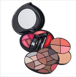 Estojo de Maquiagem Coração Luisance L046 A