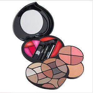 Estojo de Maquiagem Coração Luisance L046 B