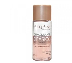 Demaquilante Bifasico Ruby Rose 120ml HB302