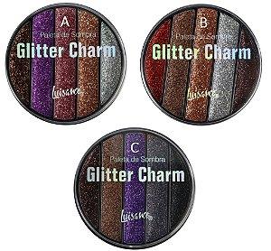 Sombra Glitter Charm Luisance L6059 ( 03 Unidades )