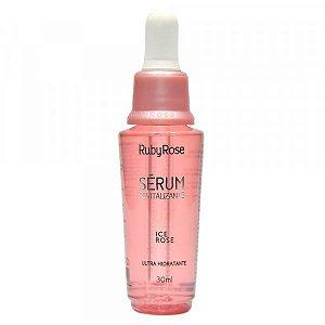 Sérum Revitalizante Ice Rose Ultra Hidratante Ruby Rose HB316