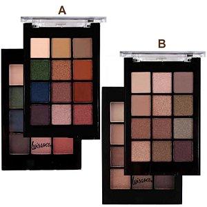 Luisance - Paleta de Sombras 12 Cores Ultimate Multi Finish L2025 ( 2 Unidades )