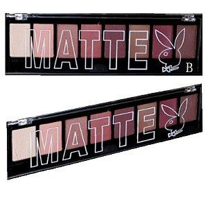 Paleta de Sombras Matte 8 Tons Playboy HB89651B
