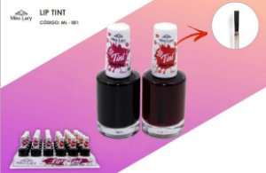 Gel Tint Miss Lary ML001 ( Display com 30 Unidades )