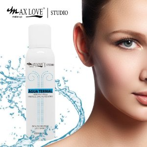 Água Termal Max Love – hidrata e protege a pele – 150 ml