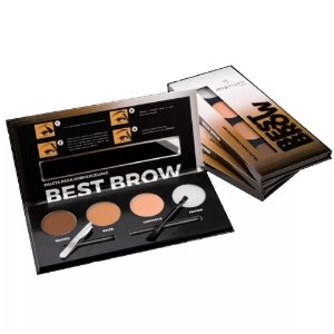 Paleta para Sobrancelhas Best Brow Mia Make 15014 ( 12 Unidades )