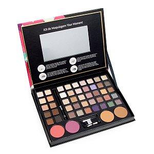 Kit de Maquiagem Your Moment 52 Itens Luisance L970 ( 06 Unidades )