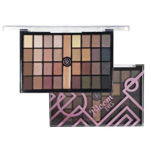 Paleta de Sombras com Primer Bloom Eyes Ruby Rose HB 9973 ( 12 Unidades )