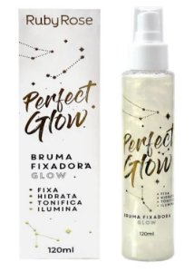 Bruma Fixadora Perfect Glow Ruby Rose HB334