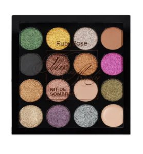 Paleta De Sombras The Night Party Ruby Rose HB1019 ( 12 Unidades )
