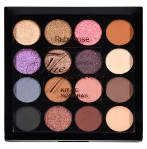 Paleta De Sombras The Flower Ruby Rose HB1018