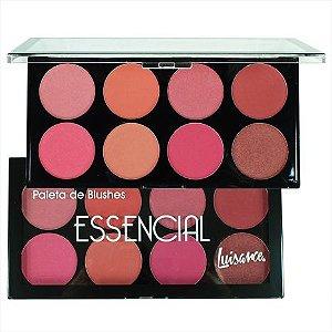 Paleta de Blush Essencial 8 Tons  Luisance L1062