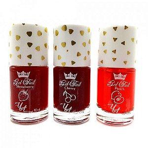 3 Gel Tint Efeito Natural Queen