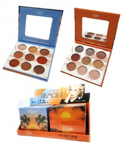 Paleta de Sombras Summer Beach Feel Mylife MY1806 ( 12 Unidades )