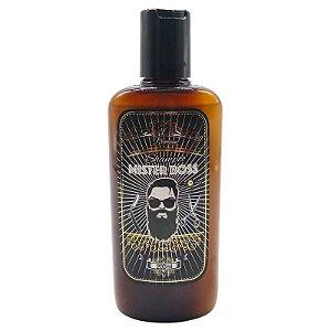 Shampoo 3 em 1 P/ Barba Mister Boss Safira