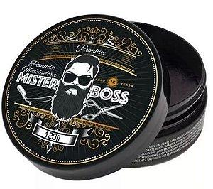 01 Pomada Modeladora Mister Boss Safira