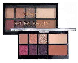 Paleta de Sombras e Contorno Luxo Natural Beauty Belle Angel T012
