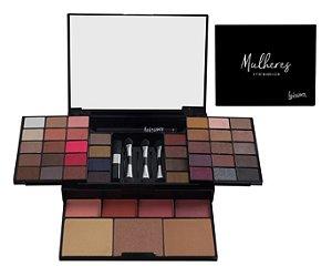 Kit de Maquiagem Mulheres Luisance L976 - 46 Itens