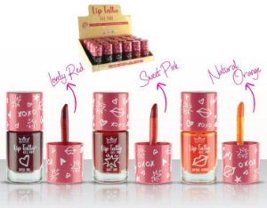 Display Gel Tint Tatoo Queen QBX-GLT24 ( 24 Unidades )