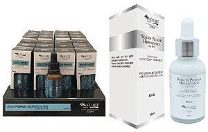 Display Novo Sérum Alto Poder HIdratante Hidratante Noite Max Love ( 24 Unidades + Provador )