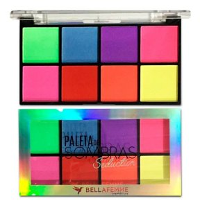 DIsplay Paleta de Sombras Seduction Bella Femme BF10058 ( 12 Unidades )
