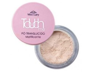 Po Solto Translucido Matte Touch Me Miss Lary ML804