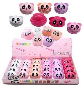 Lip Balm Hidratante Labial Panda Bfashion  NR50003 ( 24 Unidades )