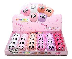 Lip Balm Hidratante Labial Panda Bfashion  NR5003 ( 24 Unidades )