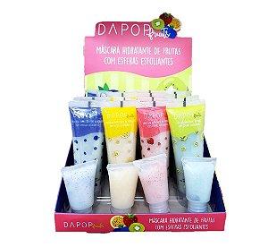 04 Máscara Hidratante de Frutas com Esferas esfoliantes DP2044