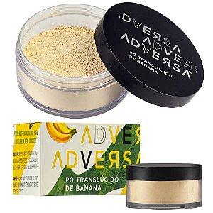 Pó Facial Translúcido Banana Vegano Adversa AD107