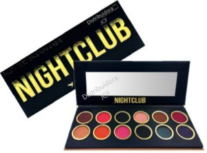 Paleta de Sombras Nightclub BF10063