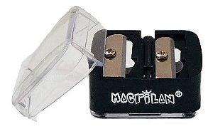 Apontador Duplo para Lápis Macrilan AP-01