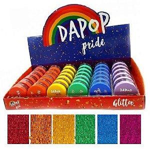 Sombra Glitter Solto Pride Dapop DP2003 (6 Unidades )