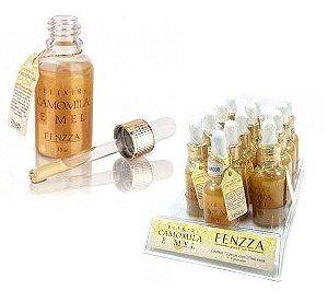 Serum  Hidratante Elixir de Camomila e Mel Fenzza  FZ37001 ( 12 Unidades + Provador )